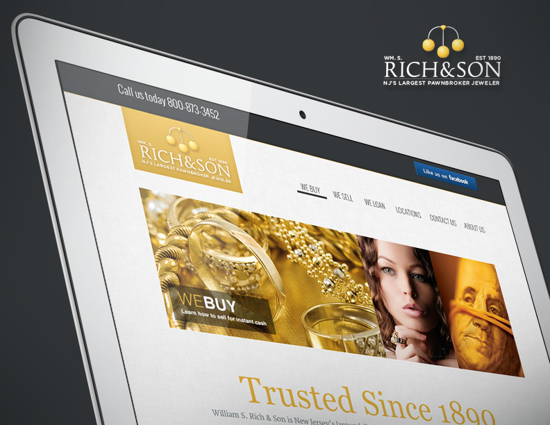 WM. S. Rich & Son Website