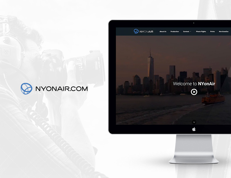NYonAir Website